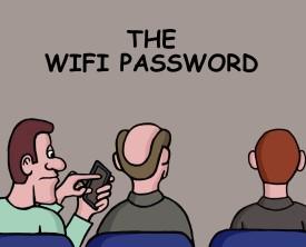 The WIFI Password